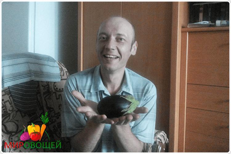 буянов олег с баклажаном
